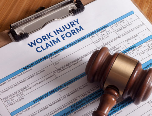 10 Causes of Injuries in the Workplace